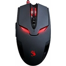 Мышь A4TECH V4M Wired, Laser gaming, USB