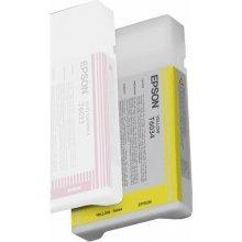 Тонер Epson T6034 Tinte жёлтый