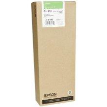 Tooner Epson tint cartridge roheline T 636...