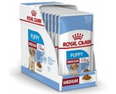 Royal Canin MEDIUM PUPPY WET (karp 10 tk x...