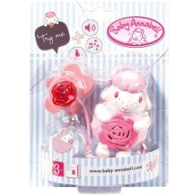 Zapf Annabelle Pacifier koos a lullaby