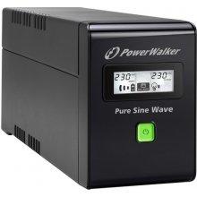 UPS PowerWalker POWER WALKER LINE-IN 800VA...