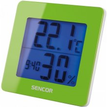 Sencor SWS 15GN Thermometer koos humidity...