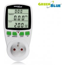 GreenBlue Wattmeter GB-202