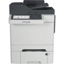 Printer Lexmark CX510dthe, Laser, Colour...