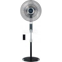 Ventilaator Midea,, põranda 40cm,must,pult