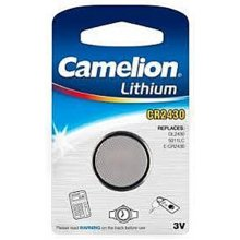 Camelion CR2430-BP1 CR2430, liitium, 1 pc(s)