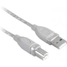 Hama Juhe USB A-B 7,5m