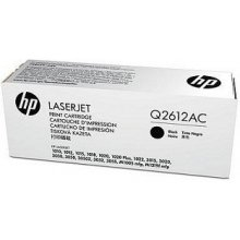 Tooner HP Q2612A, Laser, Black, Toner, Box