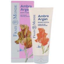 Frais Monde Ambra Argan Bath Foam, Cosmetic...