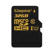Флешка KINGSTON Micro SDHC 32GB CL10 UHS-1...