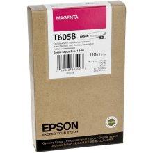 Тонер Epson T605B Tinte Magenta