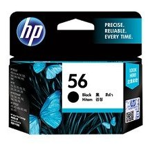 Тонер HP INK CARTRIDGE чёрный NO.56/19ML...