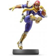 NINTENDO amiibo Smash Cap Falcon Figur #18...
