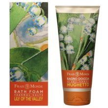 Frais Monde Bath Foam Thermal Salts Lily Of...