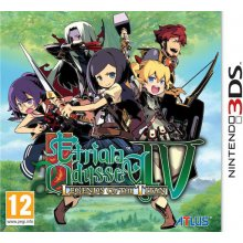 Игра GAME 3DS Etrian Odyssey IV