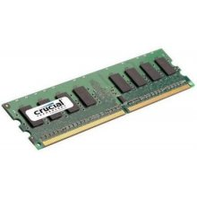 Mälu Crucial 2 GB, DDR2, 800 MHz, PC/server...