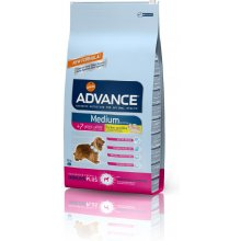 ADVANCE Dog Medium Senior Chicken и Rice...