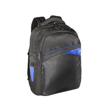 V7 Edge, 17.3, Backpack, Black, Blue, 275 x...