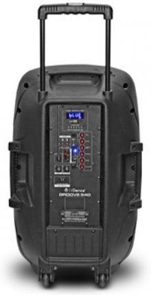 f6b55a25972 Kõlarid IDance Groove 540 1000W, Bluetooth, Bluetooth kõlar, Black,  Portable GROOVE540 - OX.ee