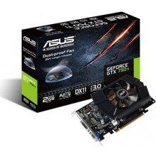 Videokaart Asus VGA PCIE16 GTX750TI 2GB...