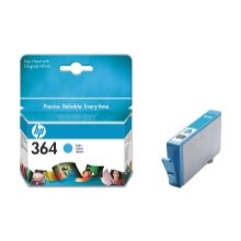 Tooner HP 364 helesinine tint Cartridge 364...
