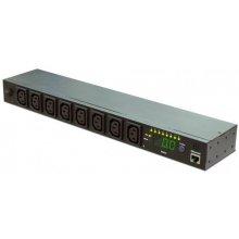 UPS ASSMANN Switched PDU koos 8 IEC C13...