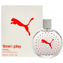 Puma Time to Play Woman, EDT 90ml...