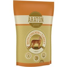 Araton cat adult chicken&turkey 1,5 kg, toit...