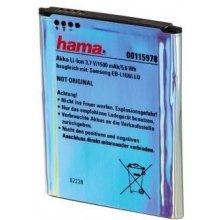 Hama Li-Ion-Akku EB-L1G6LL für Samsung