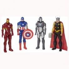 HASBRO AVN Titan Hero figurine ast