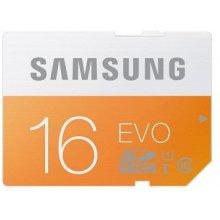 Флешка Samsung EVO SDHC 16GB ohne адаптер