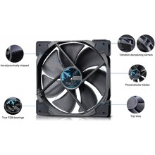 FRACTAL DESIGN Venturi HP-14 PWM Fan