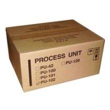 Kyocera PU-102, Laser, black, 400 x 330 x...
