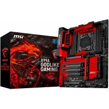 Emaplaat MSI X99A Godlike Gaming MB