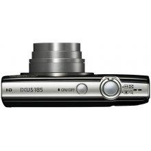 Fotokaamera Canon IXUS 185 black Essential...