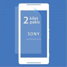 Valma Ekraanikaitsekile Sony Xperia E5...