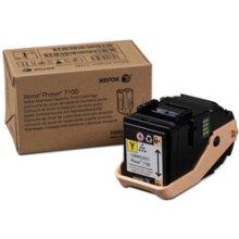 Тонер Xerox 106R02601, Laser, жёлтый...