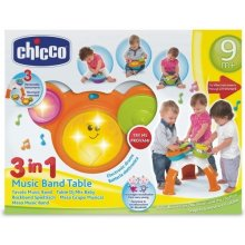 CHICCO muusika band table