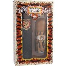 Cuba Tiger, Edp 100 ml + Deodorant 50 ml...