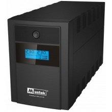 UPS MUSTEK 1200VA POWERMUST 1260 LCD/600W...