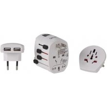 Dicota WORLD adapter PRO+USB