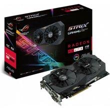 Videokaart Asus VGA PCIE16 RX 470 4GB GDDR5...