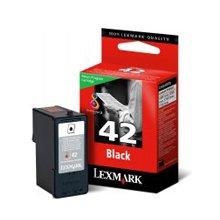 Тонер Lexmark Nr.42 Tinte чёрный