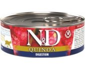 Farmina N&D QUINOA Digestion Cat Adult - 80g...