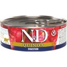 Farmina N&D QUINOA Digestion Cat Adult - 80g...