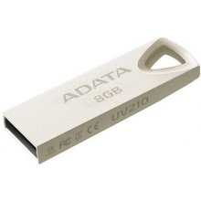 Mälukaart ADATA USB Flash Drive 8GB USB 2.0...