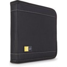 Case Logic CD Wallet Nylon, 16 discs, чёрный