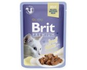 Brit Beef Fillets in Jelly for Adult Cats...