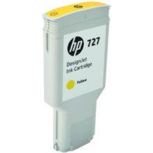 HP 727 300-ml kollane DesignJet tint...